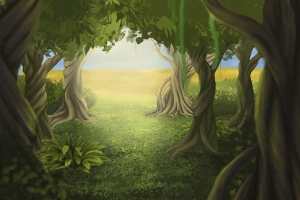 Edge of Jungle