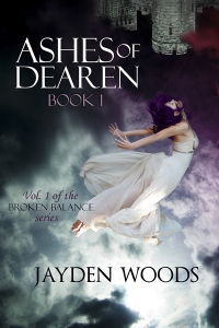 Ashes of Dearen Cover