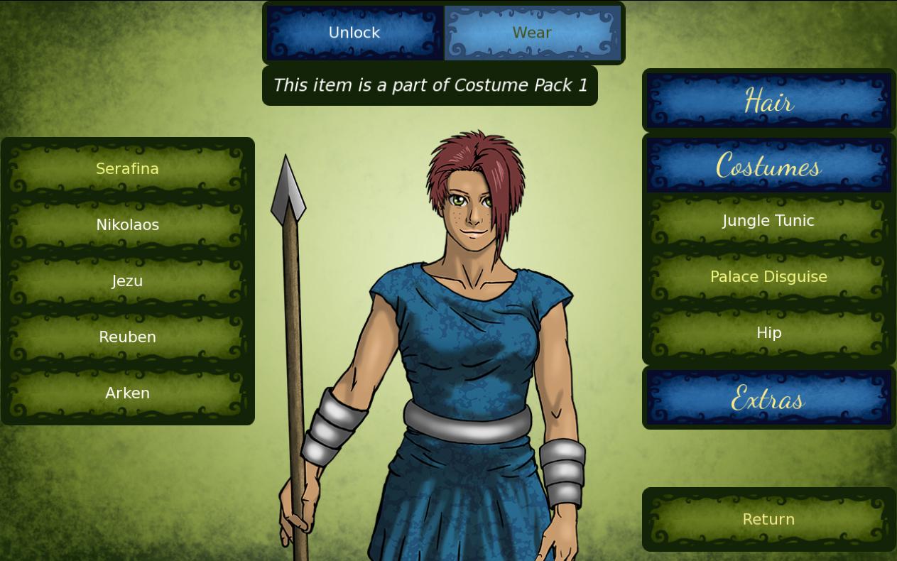Game Character Design Apps : Interactive design woodsy studio