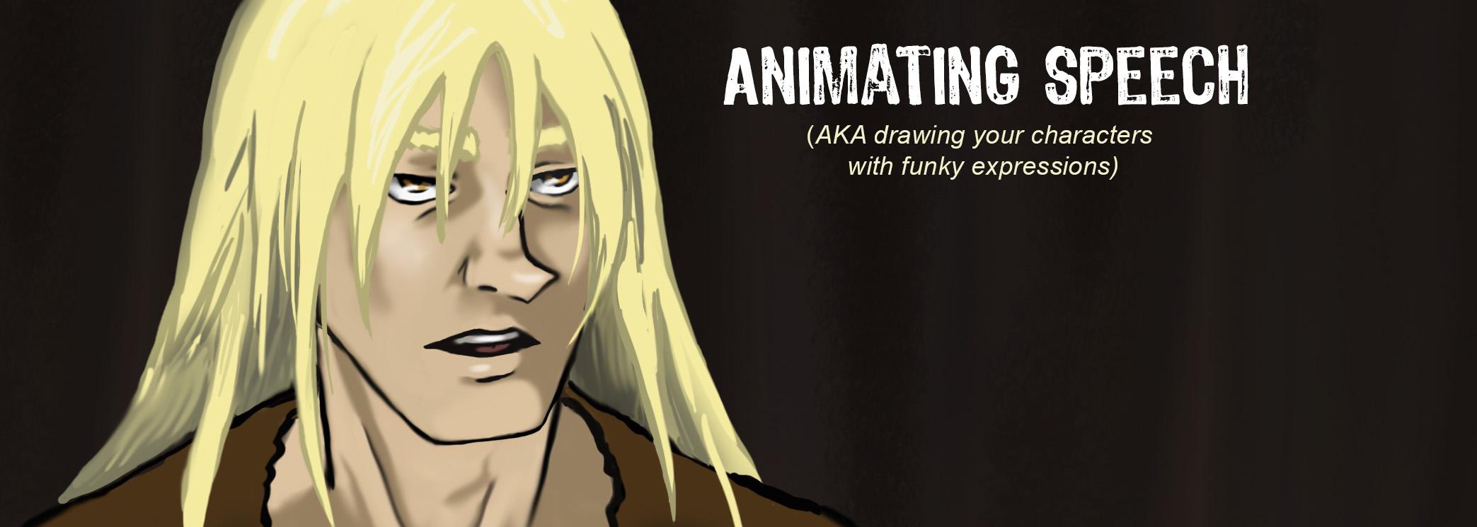 Animating Speech